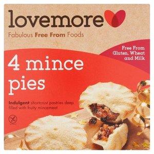 Lovemore Lovemore  Wheat & Gluten Free Mince Pies
