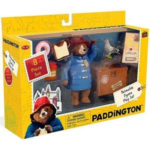 Paddington Bear Paddington Poseable Figure Play Set