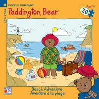Paddington Bear Beach Adventure Mini Puzzle
