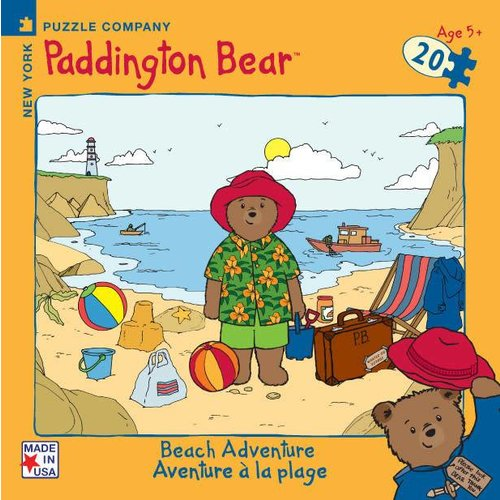 Paddington Bear Paddington Bear Beach Adventure