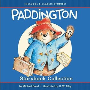 Harper Paddington 6 Classic Stories Hardcover Storybook Collection