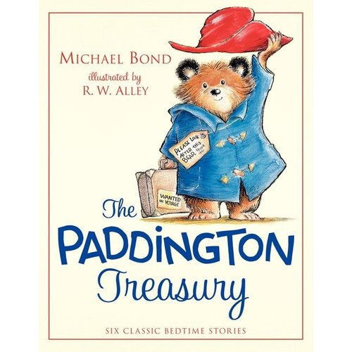 Harper The Paddington Treasury Hardcover Book
