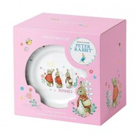 Wedgwood Peter Rabbit Refresh 3 Pc Set Pink