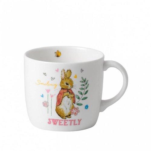 Peter Rabbit Wedgwood Peter Rabbit Refresh Pink Mug