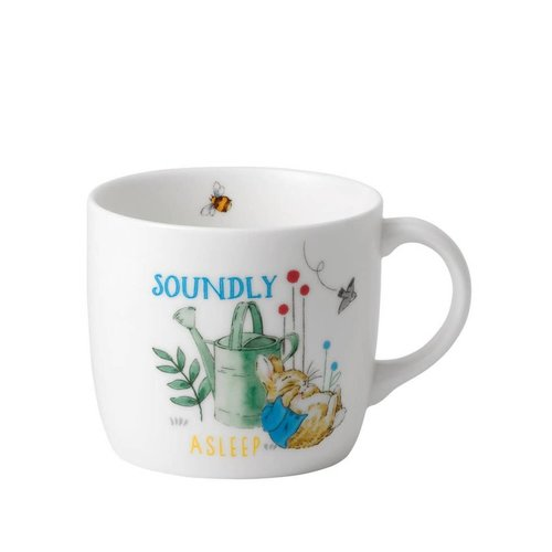 Peter Rabbit Wedgwood Peter Rabbit Refresh Blue Mug
