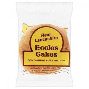Real Lancashire Eccles Cakes (2pk)
