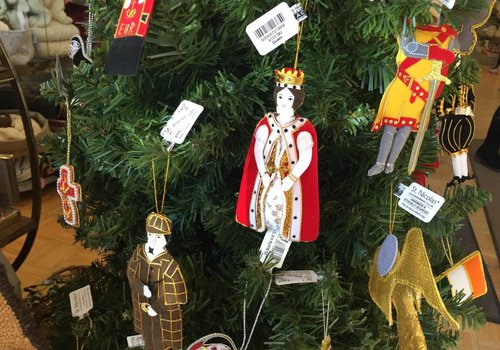St. Nicolas Ornaments