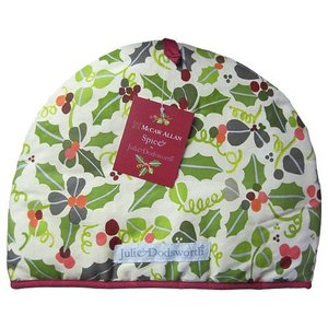 Julie Dodsworth Julie Dodsworth McCaw Allan Spice Tea Cosy