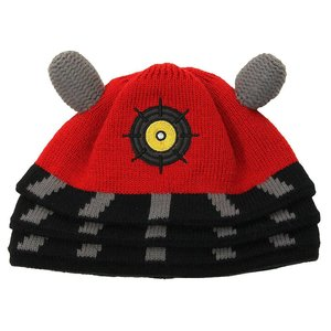 Doctor Who Doctor Who Dalek Beanie Red