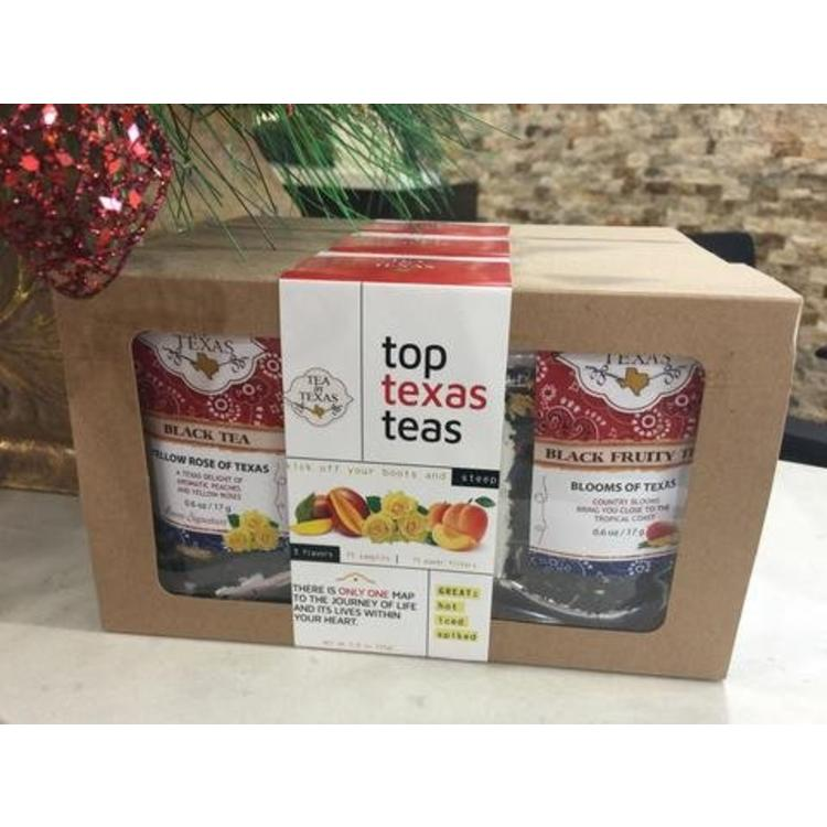 Tea in Texas Gift Set