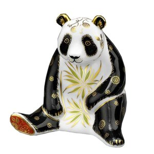 Royal Crown Derby Royal Crown Derby Panda Giant