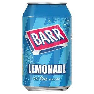 Barr's Barr Lemonade