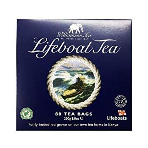 Williamson Tea Lifeboat 80s