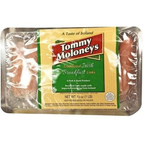 Tommy Moloney's Traditional Irish Breakfast Sausages