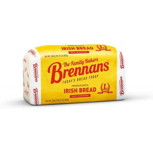 Brennan's White Bread
