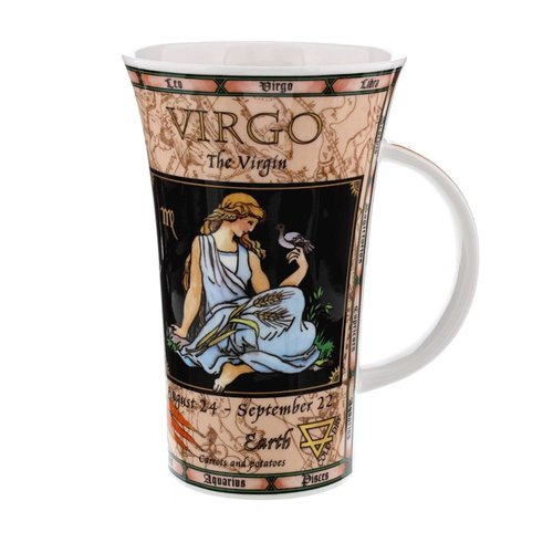 Dunoon Dunoon Glencoe Zodiac Virgo Mug