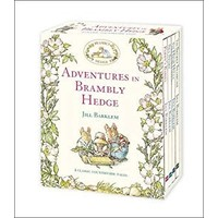 Adventures in Brambly Hedge Book