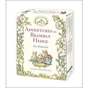 Beatrix Potter Adventures in Brambly Hedge Book