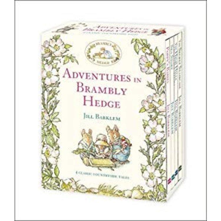Harper Adventures in Brambly Hedge Book