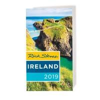 Rick Steve's Ireland 2019 Book/Foldout Map