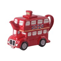 Blue Sky London Bus Teapot