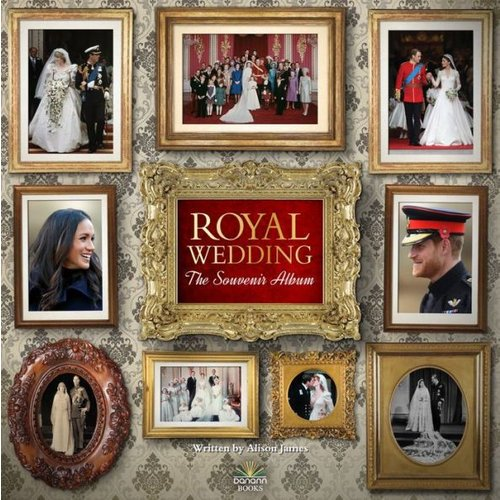 Royal Wedding the Souvenir Album Book