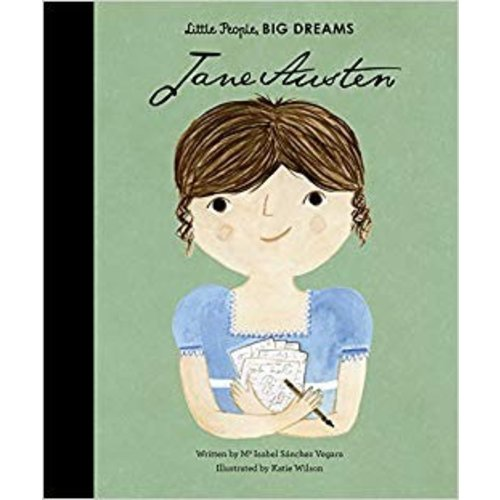 Little People, Big Dreams Jane Austen