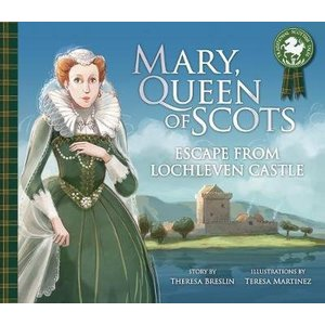 Picture Kelpies Mary, Queen of Scots-Escape From Lochleven Castle