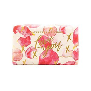 Wavertree & London Wavertree & London Love You Valentine's Bar Soap
