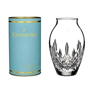 "Waterford GIFTOLOGY LISMORE CANDY BUD VASE 5.5"" (DAIRQUIRI TUBE)"