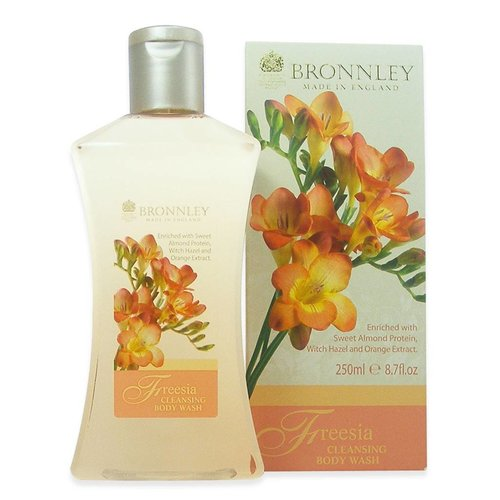Bronnley Bronnley Freesia Cleansing Body Wash