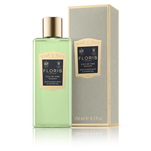 Floris of London Lily of the Valley Moisturising Bath and Shower Gel
