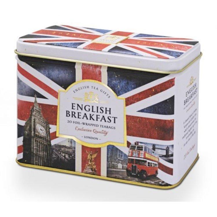 Ahmad Tea Ahmad Union Jack Gift Tin