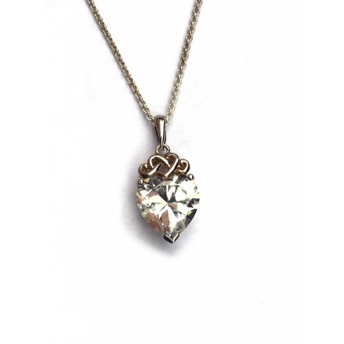 Solvar Solvar Sterling Silver with Heart
