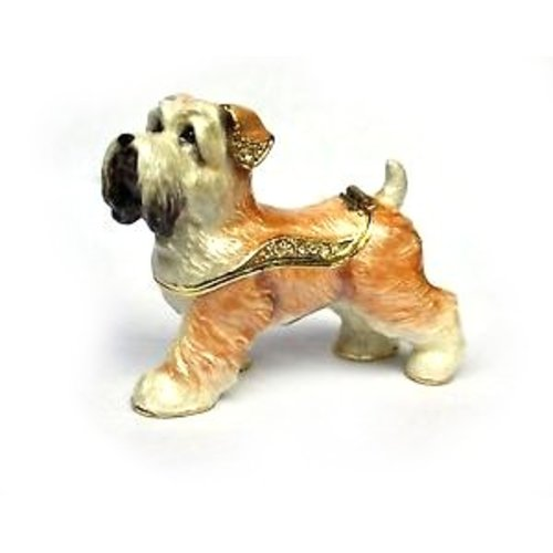 Kingspoint Designs Kingspoint Designs 62645 Mopsy Wheaten Terrier