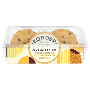 Border Biscuits Border Biscuits Butterscotch Crunch