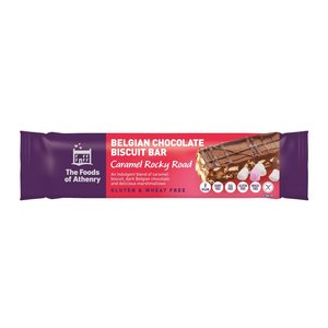 Foods of Athenry Caramel Rocky Road Biscuit Bar