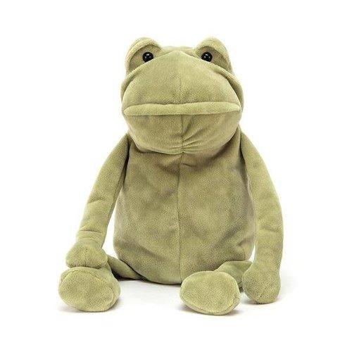 Jellycat Fergus Frog Medium Jellycat