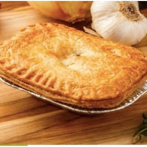 Pouch Pies Veggie Curry Pie