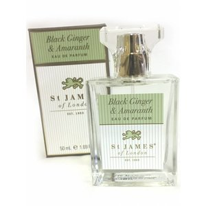 St. James of London St. James Black Ginger & Amaranth Eau de Parfum