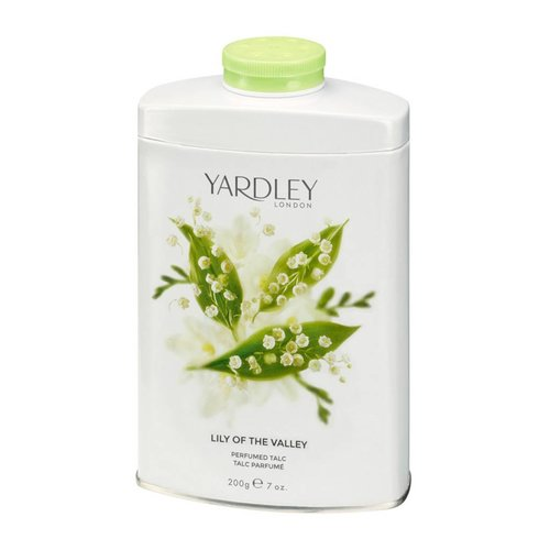 Yardley Yardley Lily of the Valley Perfumed Talc