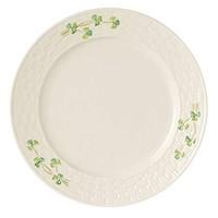 Shamrock Dinner Plate