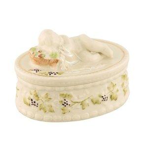 Belleek Cherub Gift Box