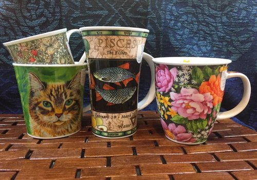 Dunoon Mugs