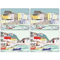 Pimpernel Harbour Placemats Set of 4