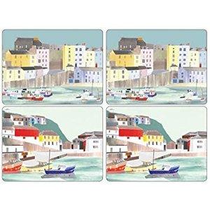 Portmeirion Pimpernel Harbour Placemats Set of 4