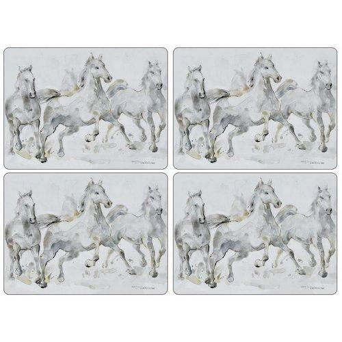Pimpernel Pimpernel Spirited Horses Placemats
