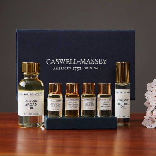 Caswell-Massey Caswell-Massey Deep Florals Essential Oil Set