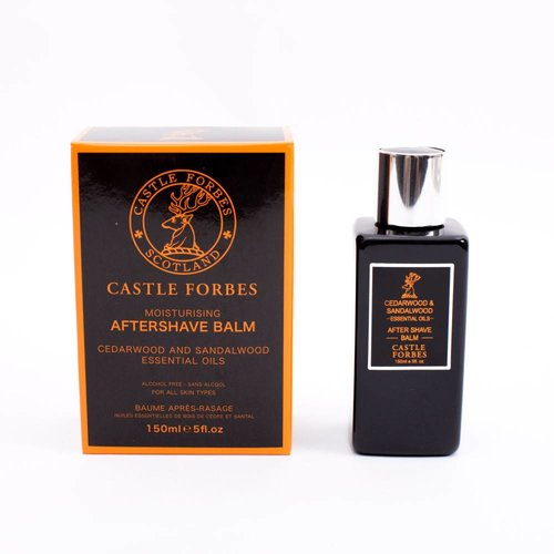 Castle Forbes Castle Forbes Cedarwood and Sandalwood Aftershave Balm