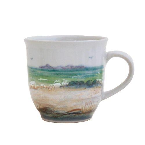 Highland Stoneware Highland Stoneware Seascape Mug